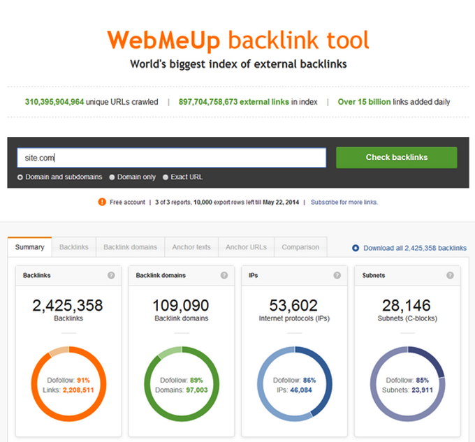 10.WebMeUp