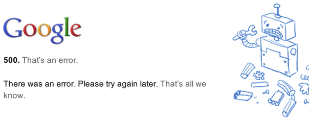 Что за ошибка 500 Internal Server Error и как её исправить