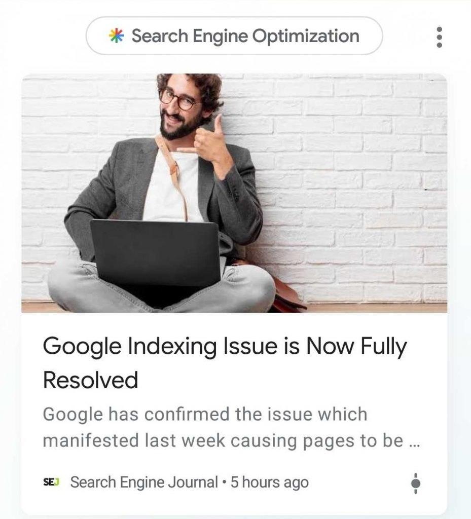 Что такое Google Discover?