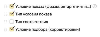 «Средняя ставка за клик» от Яндекс.Директ