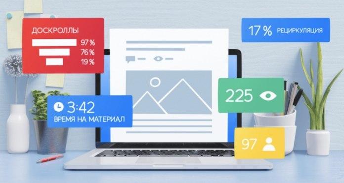 Яндекс.Метрика предоставит отчеты по контенту для онлайн-изданий