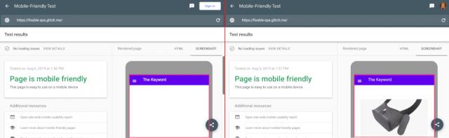 Актуальная версия Googlebot пришла в инструменты тестирования от Google