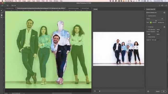 Способы удаления слоев в Фотошопе