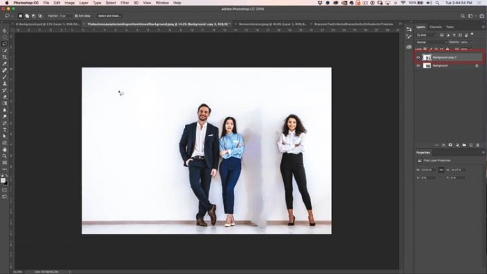 Как разбить изображение на слои в Photoshop - Вокруг-Дом - 2021