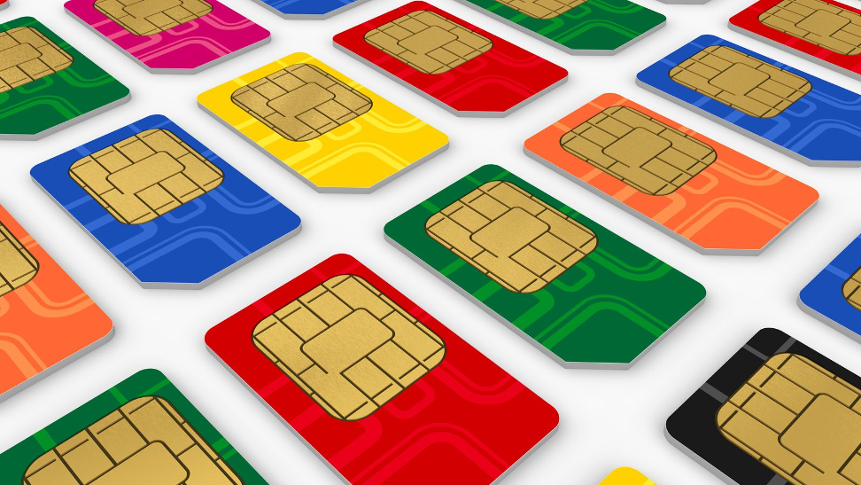 Замена SIM-карты