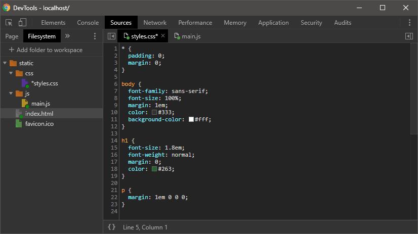 Шаг 3: Отредактируйте и сохраните исходный код