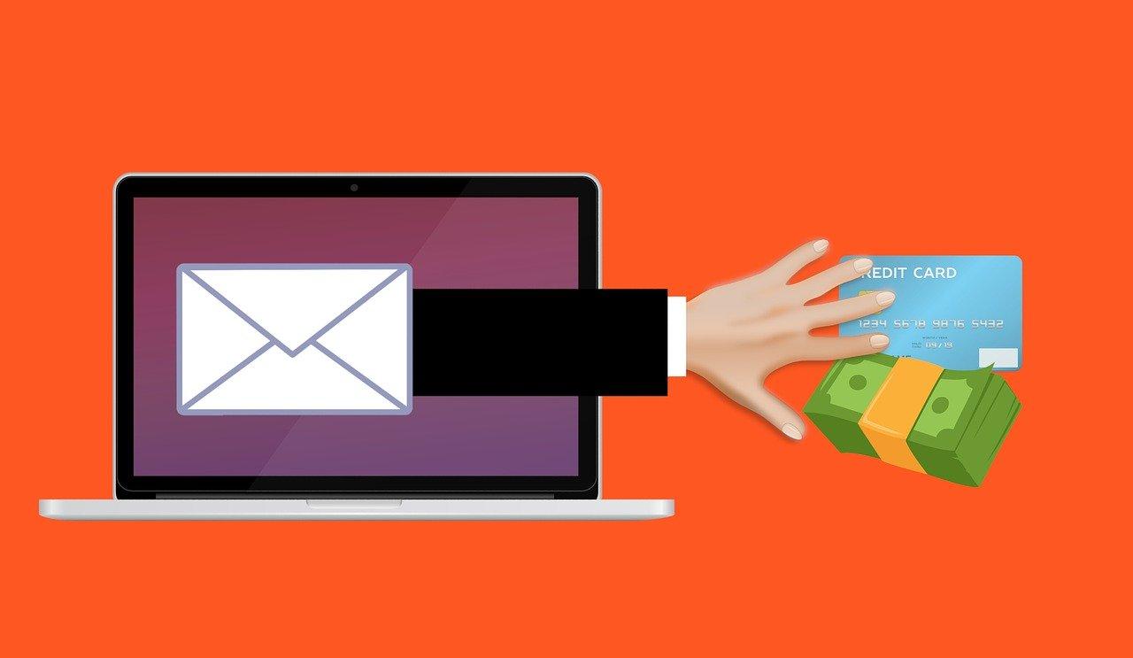 1. Фишинг электронной почты и не только