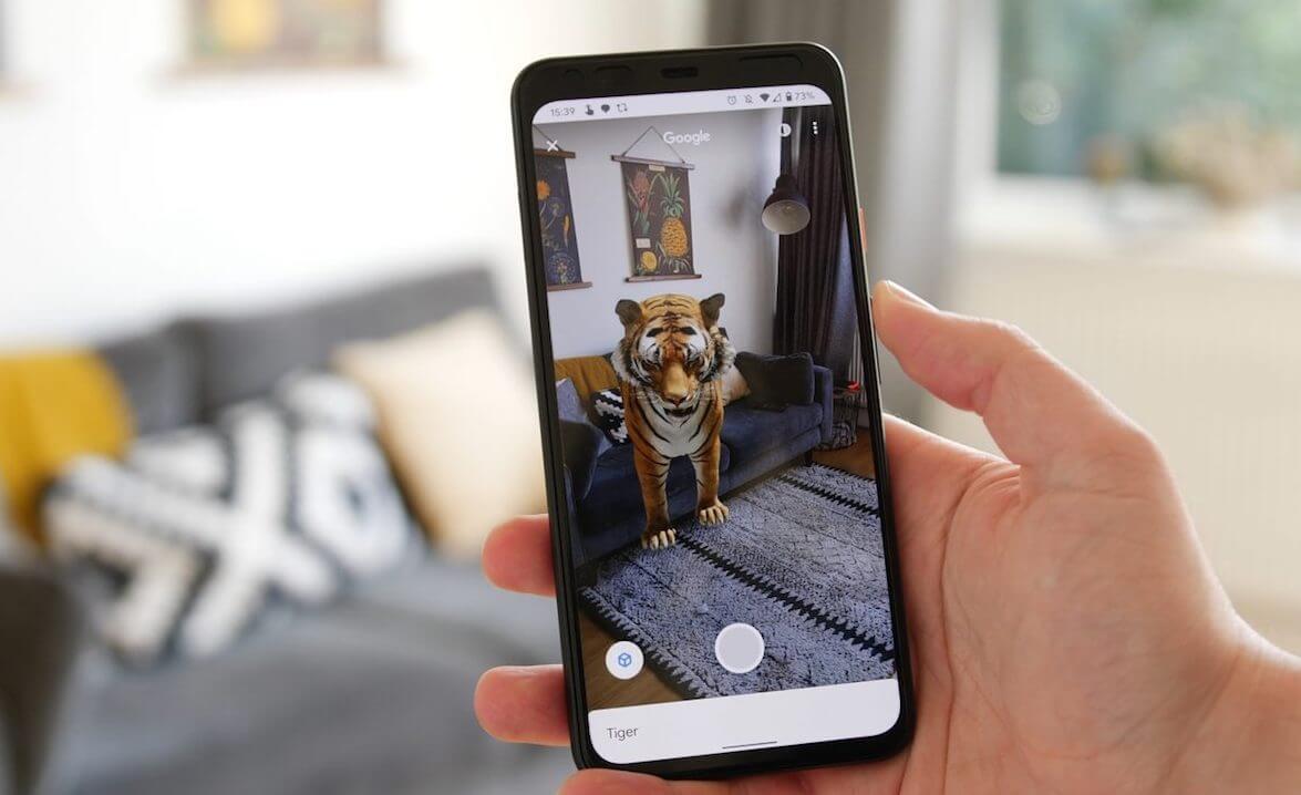 Дополненная реальность от Google – зачем она нужна и чем полезна?