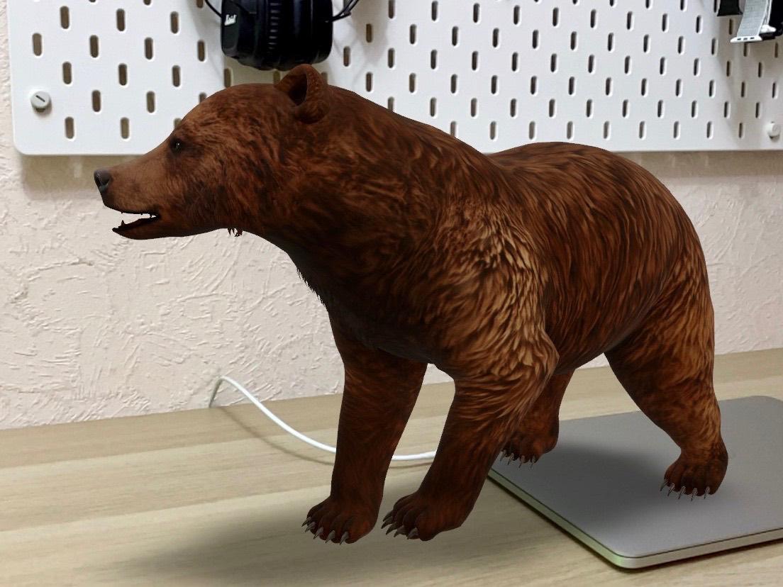 Как найти и посмотреть на животных в 3D с помощью Google?