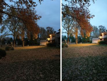 Правильное использование света