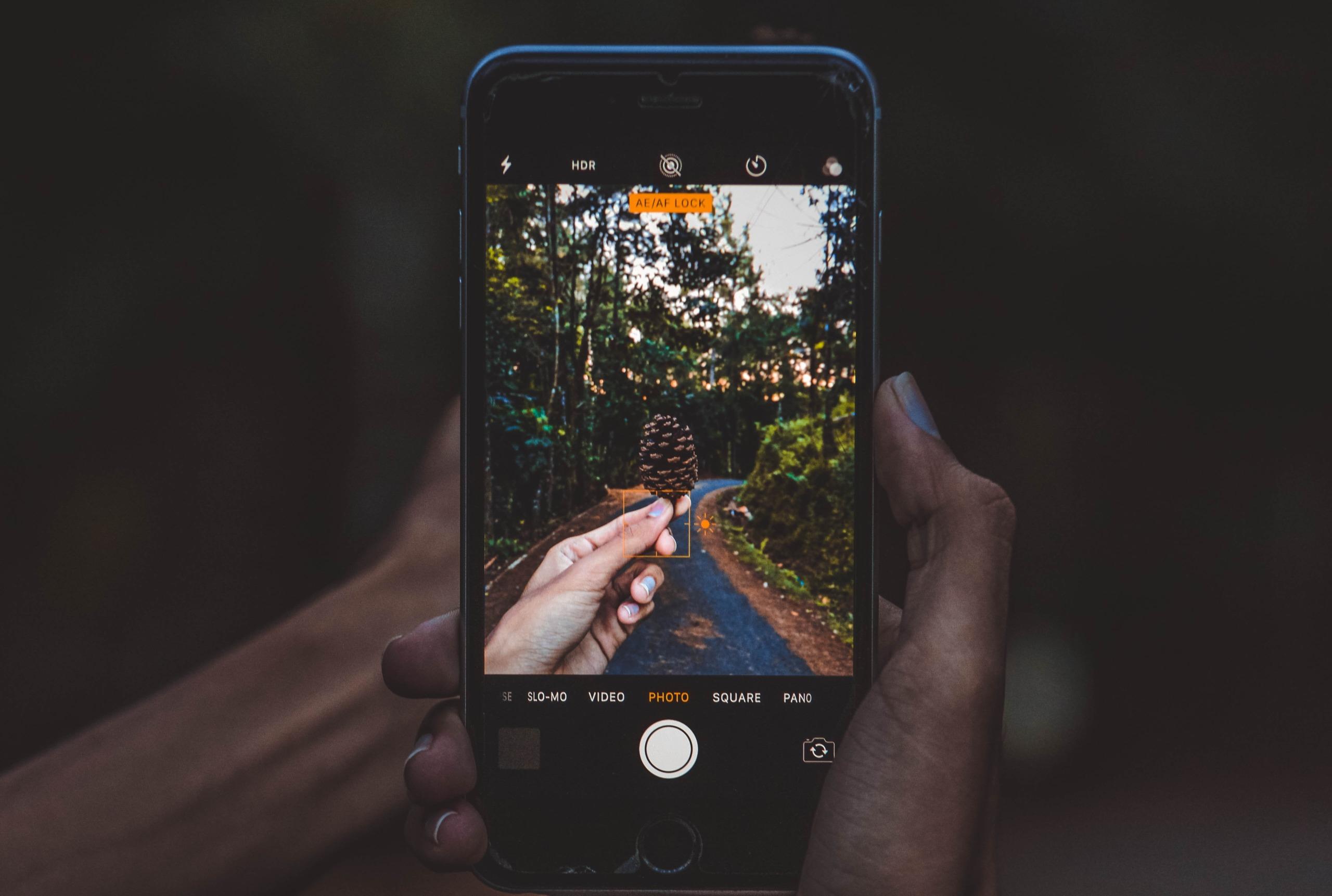 Восстановление удаленных фотографий на iOS