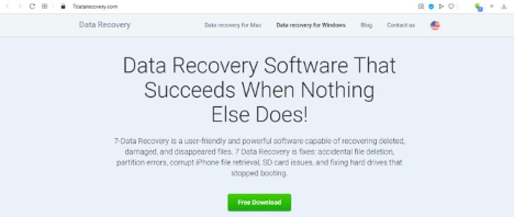 Как восстановить удаленные фотографии с телефона с помощью программы 7-Data Android Recovery?
