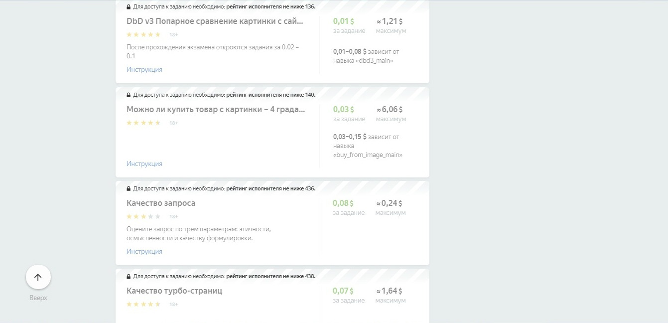 Секреты заработка на платформе Яндекс.Толока