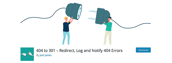 404 to 301 - Redirect, Log and Notify 404 Errors