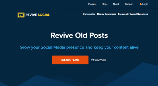 3. Revive Old Posts