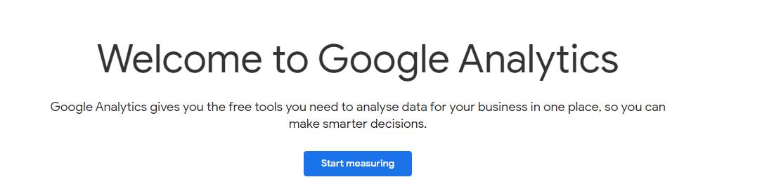 Шаг 1. Настройте аккаунт Google Analytics - 2