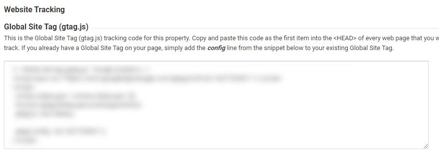 Шаг 2. Получите код отслеживания Google Analytics. - 2