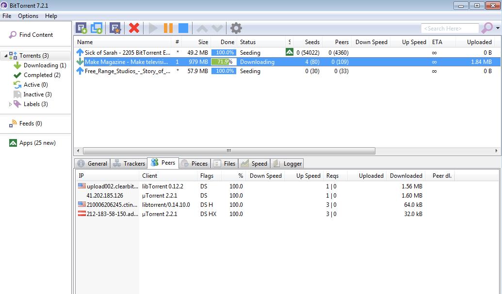 BitTorrent - 2