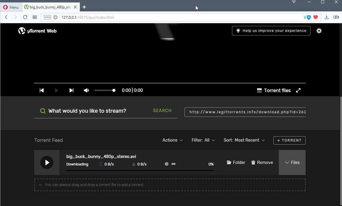 WebTorrent - 2