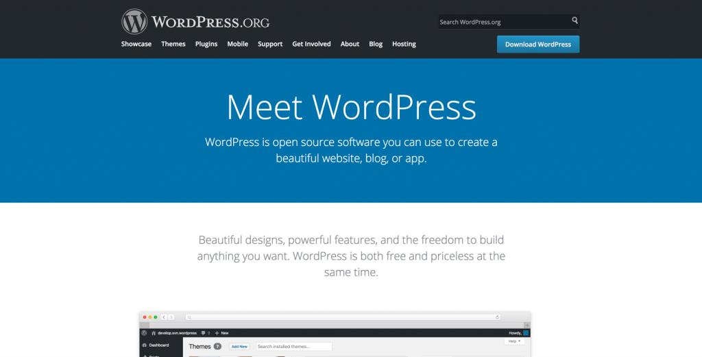 Переустановите WordPress