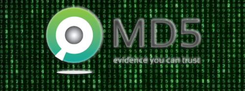 Что такое MD5?
