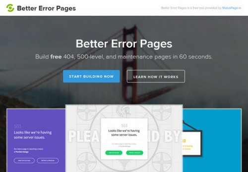 better-error-pages