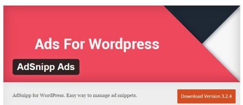 Плагин для контекстной рекламы для wordpress