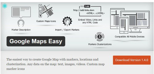 google-maps-easy
