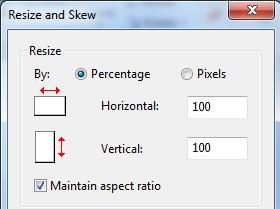 Как поменять разрешение фотографии в paint. Как изменить размер в paint и paint 3D в Windows 10