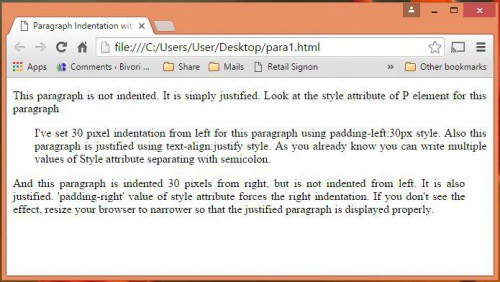 Paragraph-Indentation-in-HTML