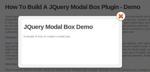 Создаем модальное окно на HTML 5 и CSS3