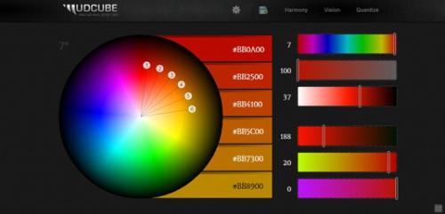 Цветовые схемы на комп