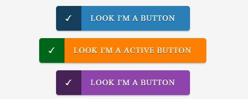 Простые CSS кнопки