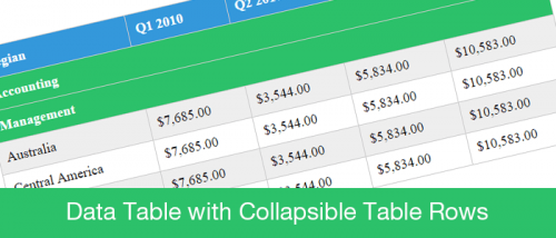 Data-Table-with-Collapsible-Table-Rows
