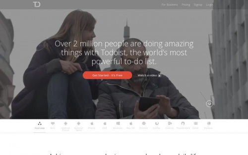 landing-page-inspiration-one-click-signup