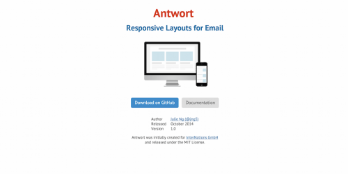 Antwort-Responsive-Layouts-for-Email