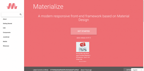 Documentation-Materialize