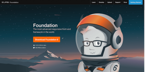 Foundation-The-most-advanced-responsive-front-end-framework-in-the-wor