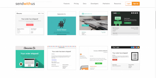 Open Source Email Templates