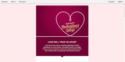 Valentine's-Day-Email-Template