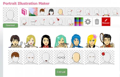 Как сделать красивую аватарку с помощью Portrait Illustration Avatar