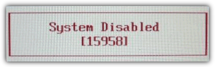 Как отключить пароль в биосе на ноутбуке (ПК) если вы не можете загрузиться с жесткого диска или CD