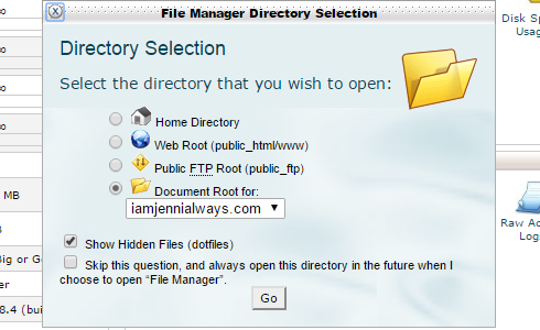 file-manager-directory-selection