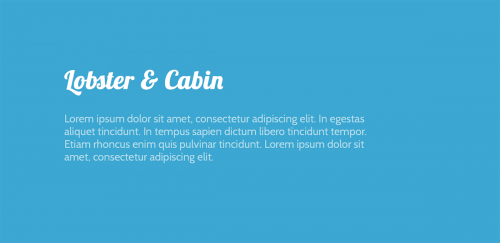 lobster-cabin