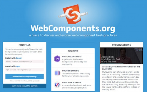 01-webcomponents-homepage